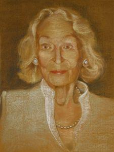 Portret Danuty Hoffman