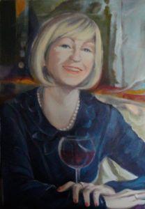 Portret Elwiry