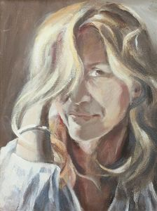 Portret Marii