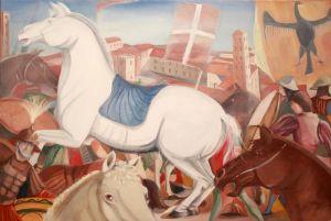 Koń z Arezzo