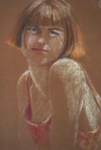 Portret Maji