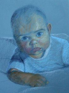 Portret Tymonka