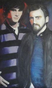 Portret chłopców Eli